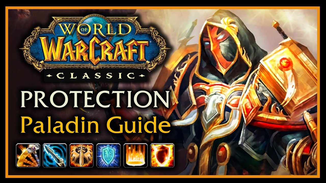 [WoW] Protection Paladin guide