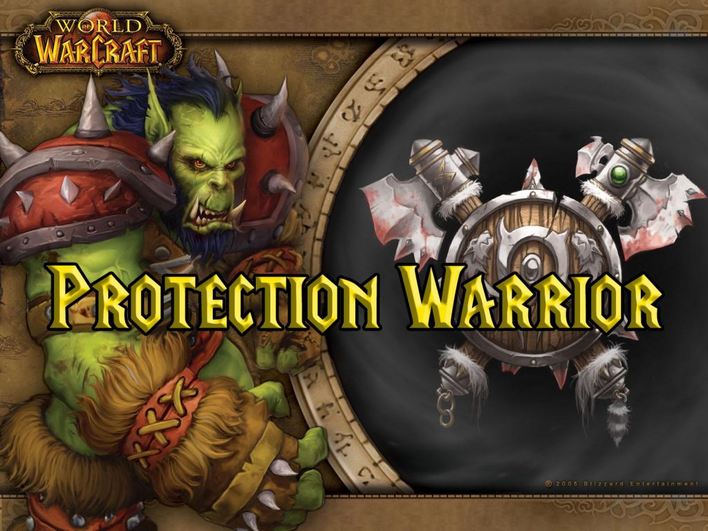 [WoW] Protection Warrior guide